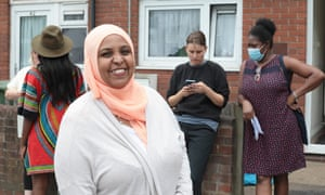 Fayha Badi, a mother of three, said the rent-reduction would be life-changing for most families in the area