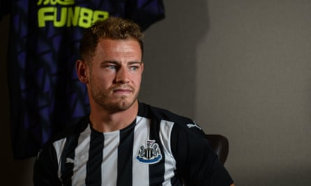 Ryan Fraser has joined Newcastle having not played for former club Bournemouth following the restart of the Premier League season in June