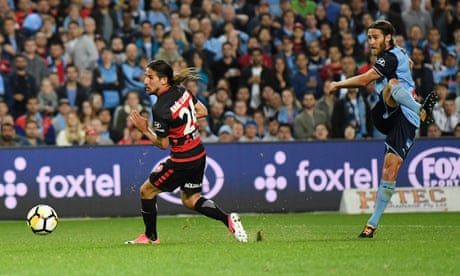 A-League: Western Sydney Wanderers v Sydney FC – live!