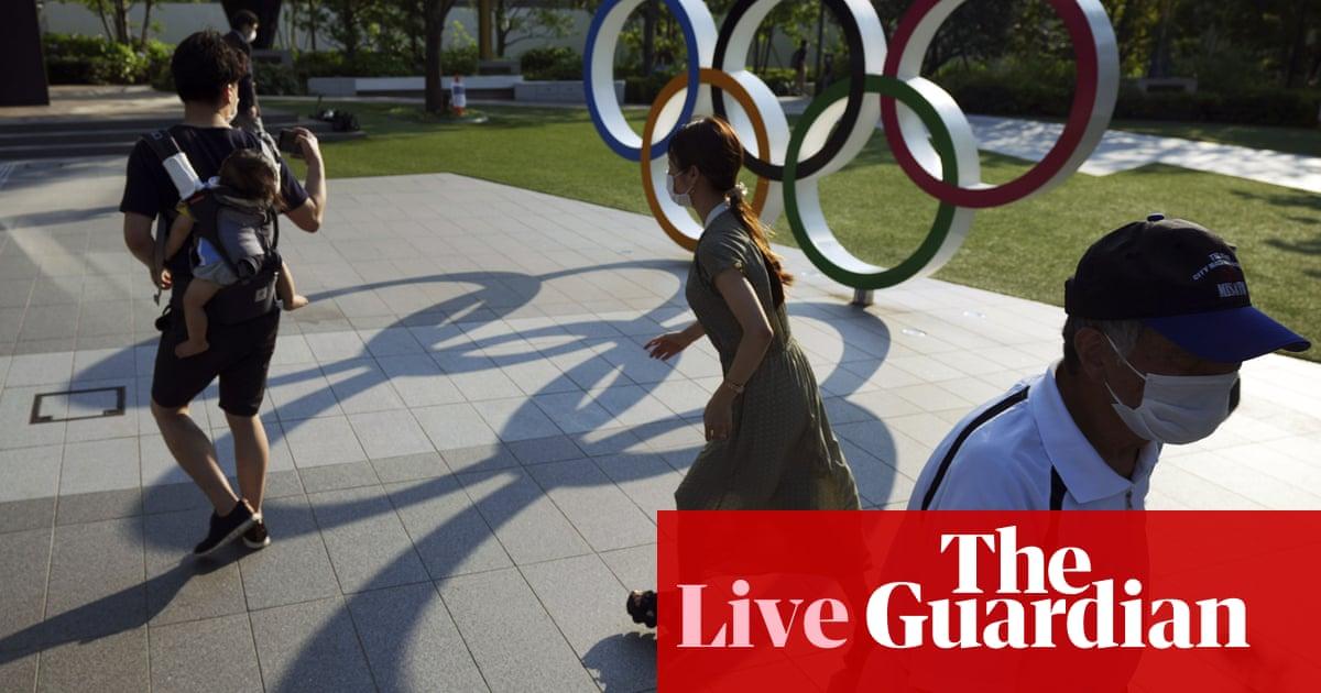 Coronavirus live news: Tokyo plans to lift emergency before Olympics; Germany's CureVac jab shows 47% efficacy