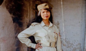 Asia Bibi, as pictured in a photo handed out by her family in 2010.