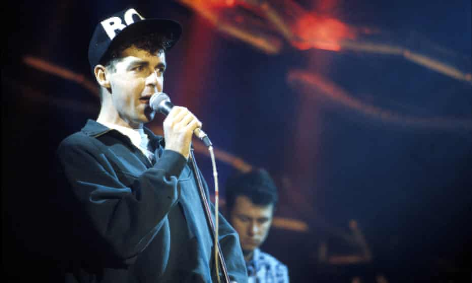 'Chris and I felt we had a new thing – gay, hi-NRG dance music and hip-hop' ... (L-R) Neil Tennant and Chris Lowe.