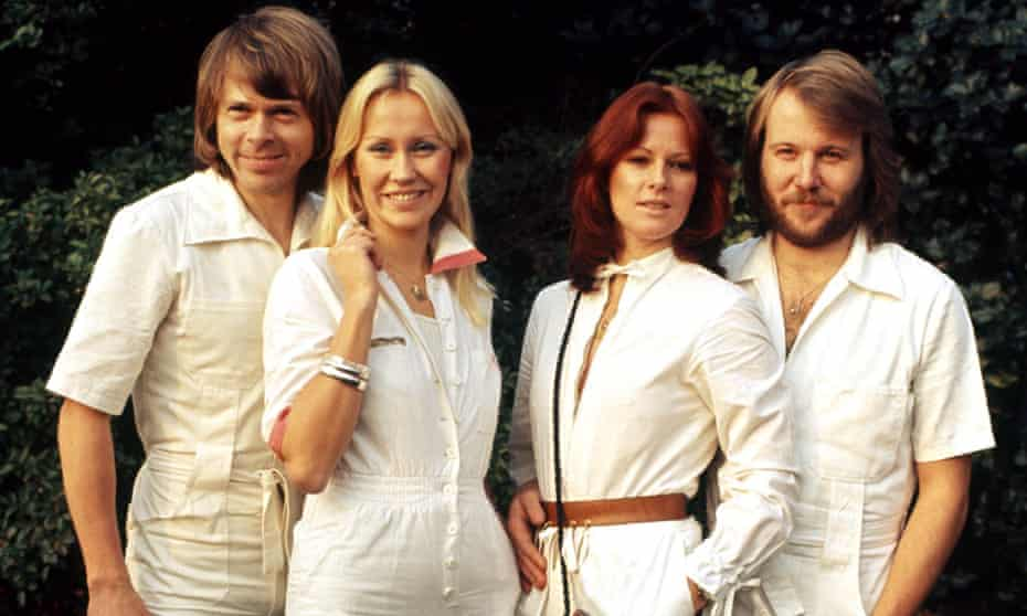 Abba: emotionally truthful and profoundly silly.