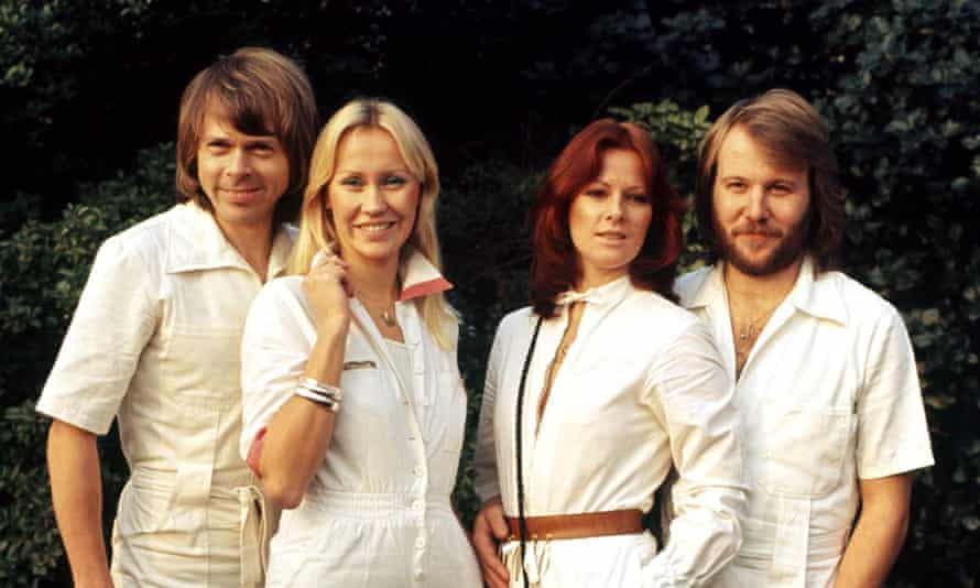 Summer Night City revisited ... an Abba re-release for Record Store Day 2018.