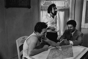 Robert De Niro, Joe Pesci and Martin Scorsese