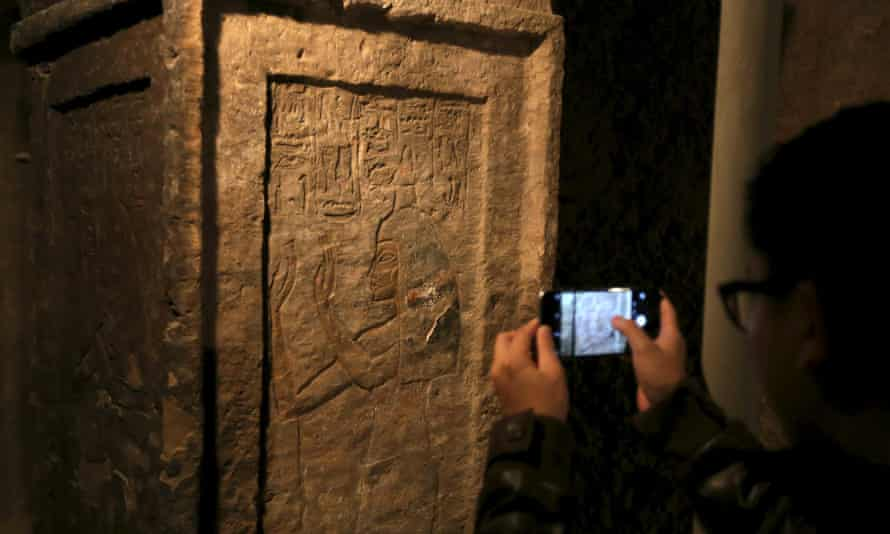 Archaeologists believe Maia's tomb it could lead to new revelations about the boy king.