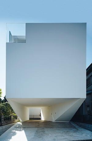 Dancing Living House, ALX, 2008, Yokohama, Kanagawa Prefecture