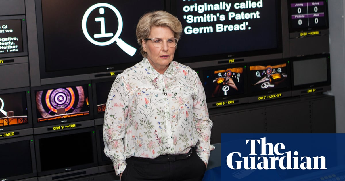 Sandi Toksvig sparks new gender pay row over QI fee