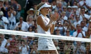 Wimbledon 2018 Final Women, Angelique Kerber wins against Serena Williams