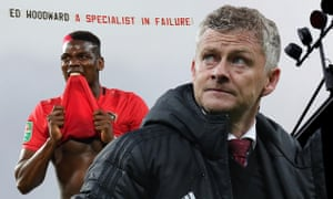 Manchester United's abject league form in 2019/20 has been marked by criticism of Ole Gunnar Solskjaer, Paul Pogba and Ed Woowdward.
