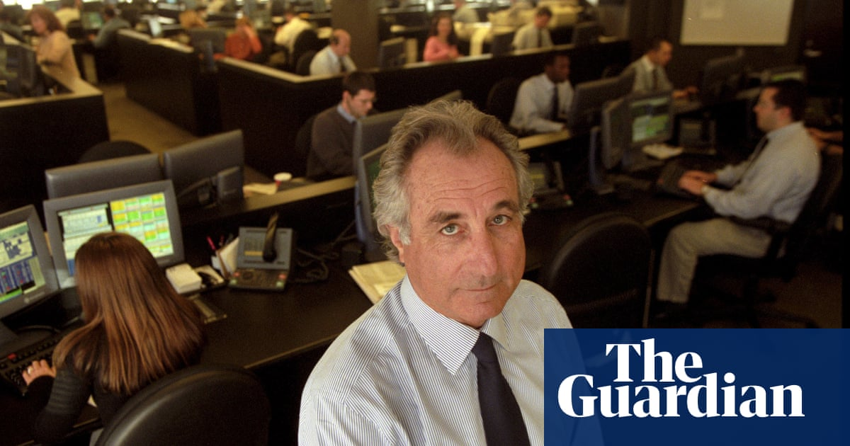 Bernie Madoff obituary