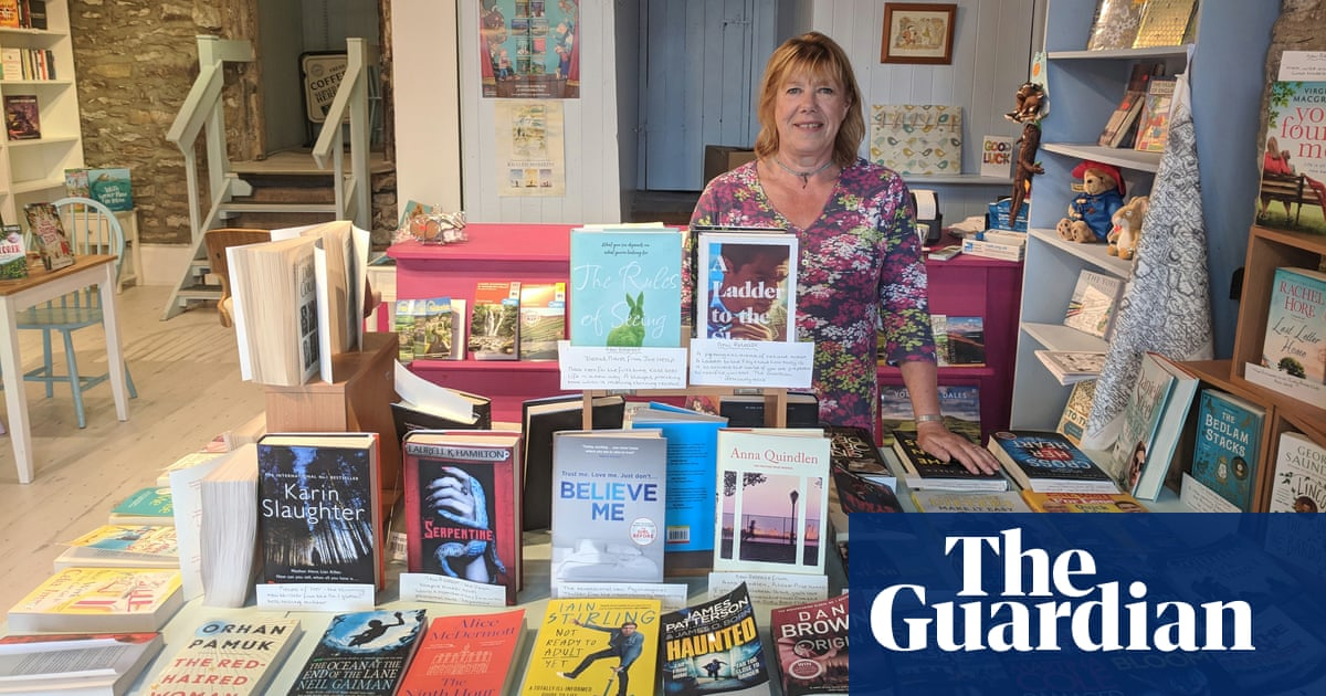 Independent bookshops grow for second year after 20-year decline