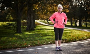 Eileen Noble, Marathon runner, 83, Bexleyheath, Kent