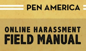 'Online harassment poses a clear threat to free expression,' said the CEO of PEN America, Suzanne Nossel.