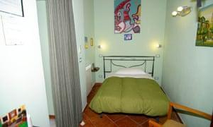 A room at Al Giardino dell'Allora