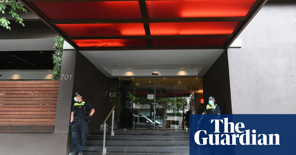 'Lives at risk' in Melbourne detention hotel after three asylum seekers test positive for Covid