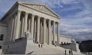 Supreme court in Washington DC.
