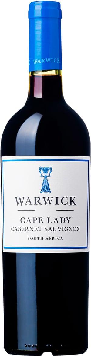 Warwick Cape Lady Cabernet Sauvignon 2015
