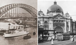 In 1930 Sydney had 1.2 million inhabitants compared to 995,000 in Melbourne