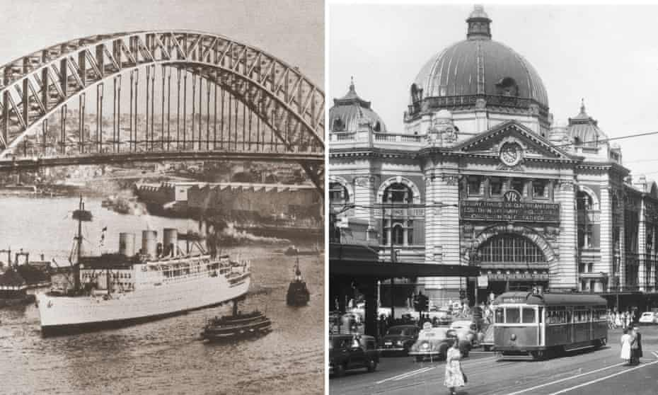 In 1930, Sydney had 1.2 million residents compared with 995,000 in Melbourne