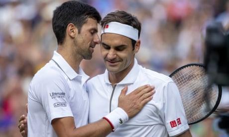 Novak Djokovic and Roger Federer face off with Wimbledon memories fresh