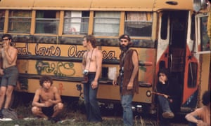Woodstock, August 1969.