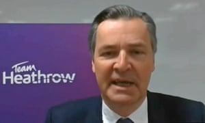 John Holland-Kaye, Heathrow's CEO