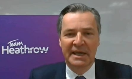 John Holland-Kaye, Heathrow's CEO