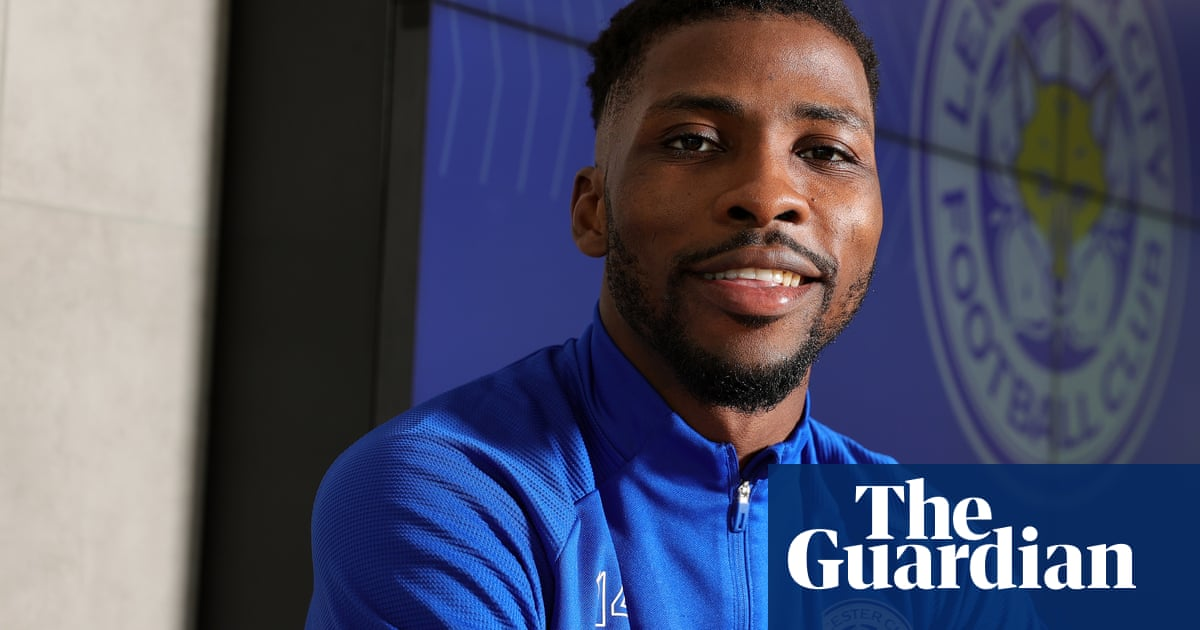 Kelechi Iheanacho: 'People forget my name, they call me Senior Man'