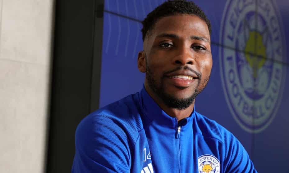 Kelechi Iheanacho: 'People forget my name, they call me Senior Man'   Leicester City   The Guardian