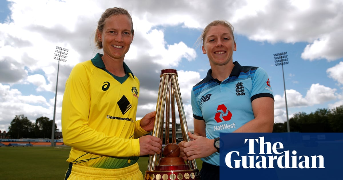 England V Australia Eclipses World Cup At Pinnacle Of