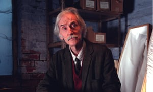 Peter Benson as Bernie Scripps, the fictional Yorkshire village's garage owner and funeral director.
