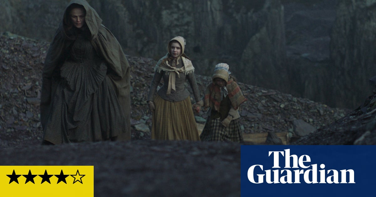 Gwen review – chilling mystery-horror down on the farm