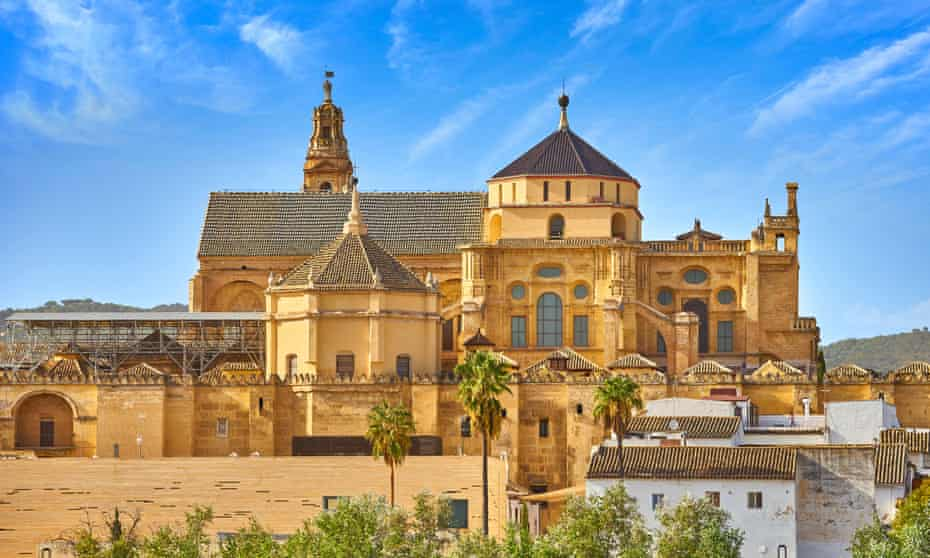 Cordoba's mosque-cathedral is over 1,000 years old.