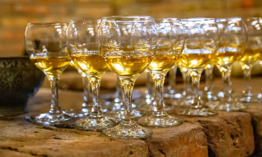 Orange wine has been produced in Georgia for 2,000 years