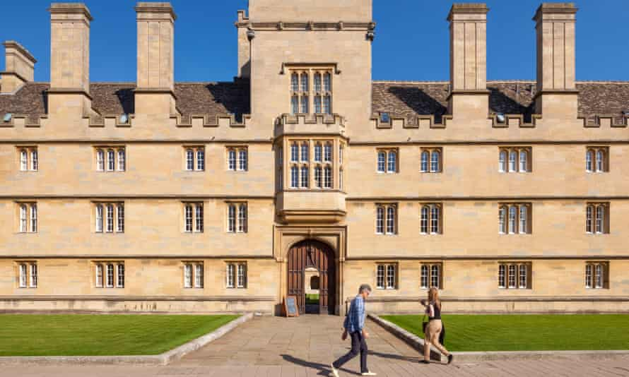 Wadham College, Oxford