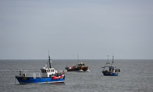 Fishermen in Selsey, West Sussex