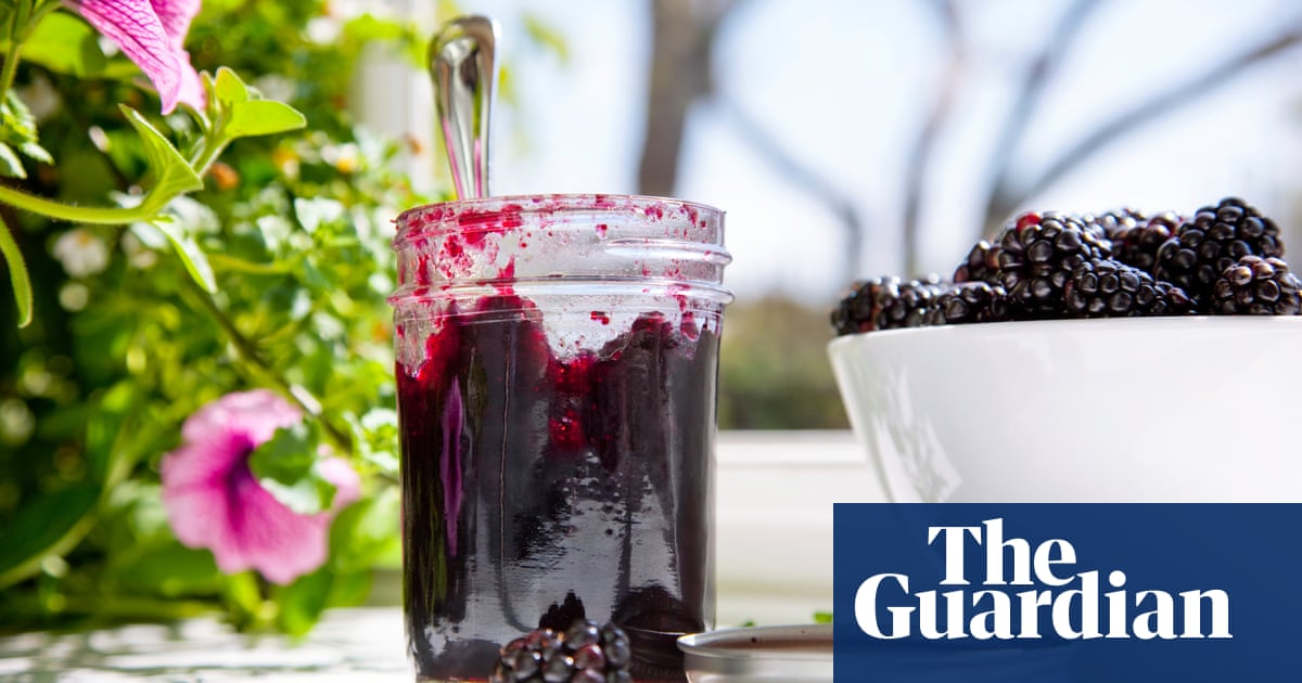 Readers' picks: 10 delicious blackberry recipes, from chilli chutney to jelly and wine