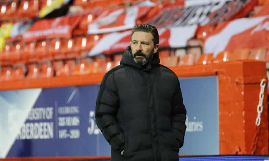 Derek McInnes steered Aberdeen to four second-place finishes and had been linked with moves to Rangers and Sunderland