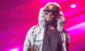 R Kelly: Spotify has removed all of his songs from its own playlists.