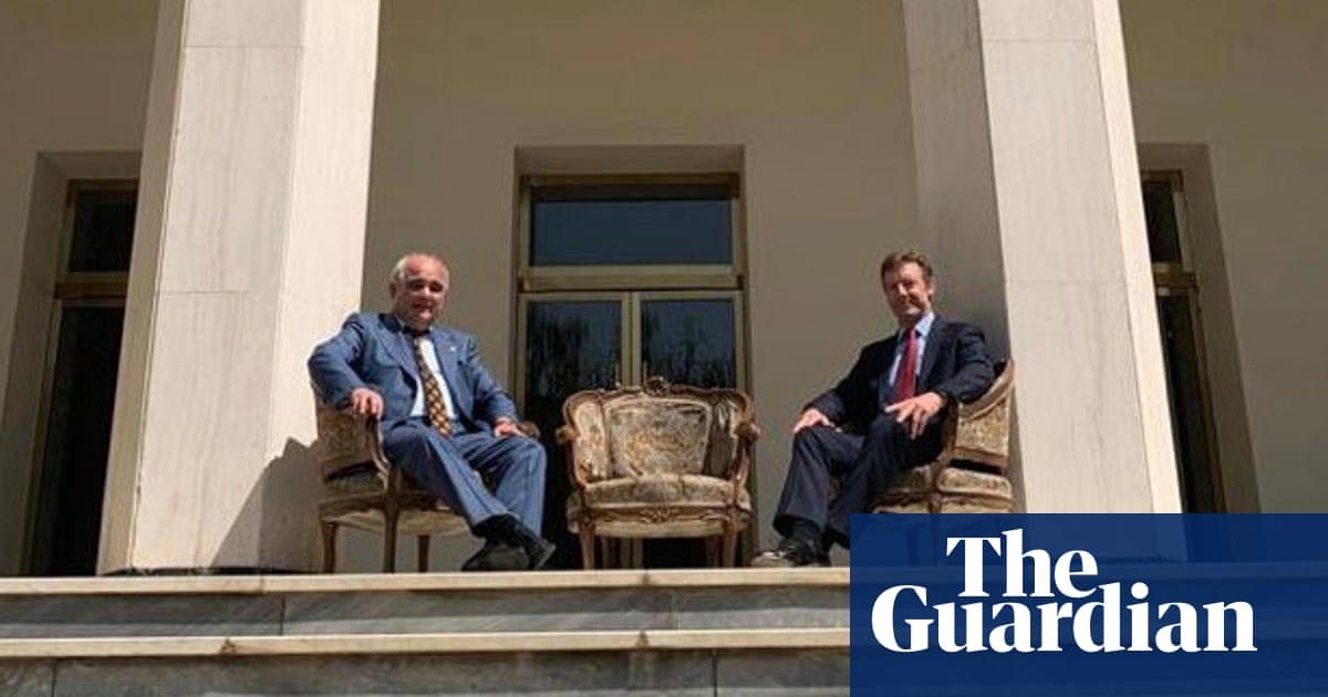 UK ambassador angers Iran with 'insulting' embassy photo gaffe