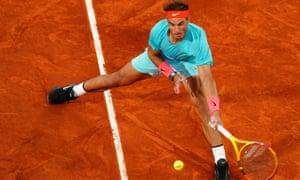 Rafael Nadal has demolished Novak Djokovic to win his 13th French Open title.