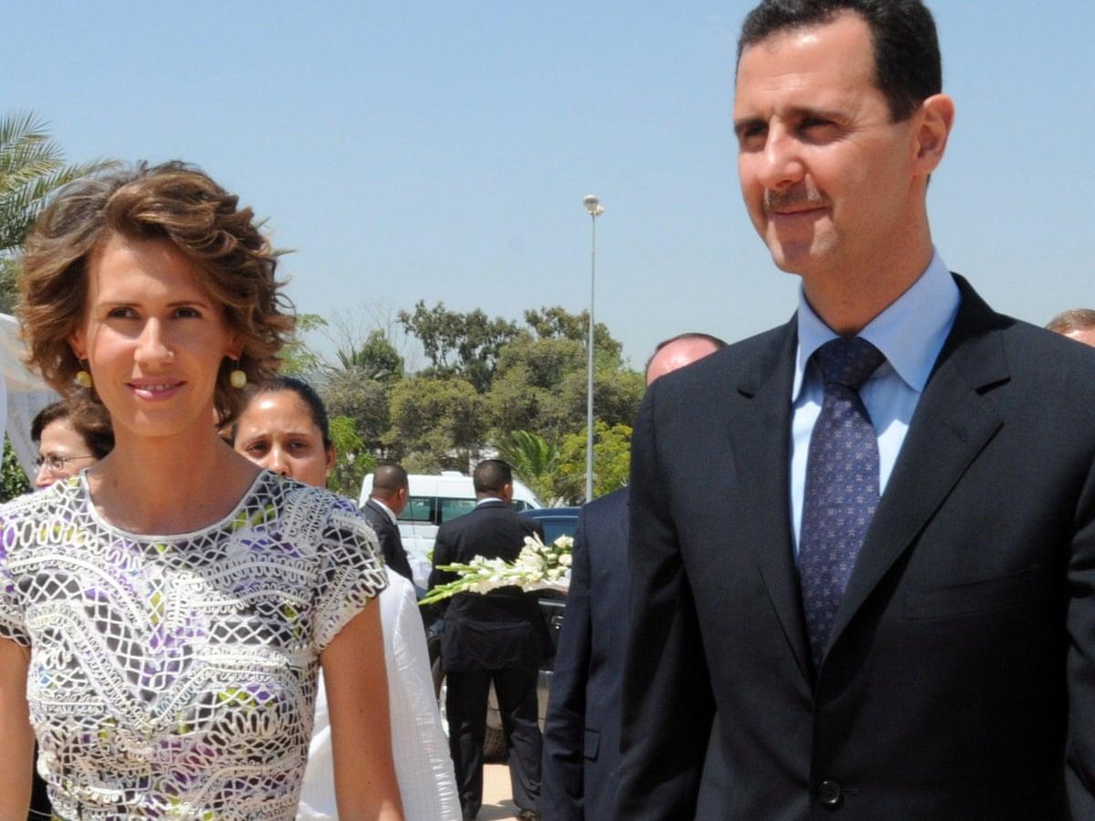 Asma al-Assad risks loss of British citizenship as she faces possible terror  charges | Asma al-Assad | The Guardian