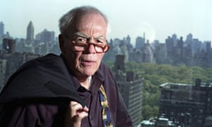 Jimmy Breslin at his New York apartment: 'I'm the best person ever to have a column in this business. There's never been anybody in my league.'