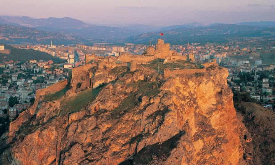 Boyabat Castle.
