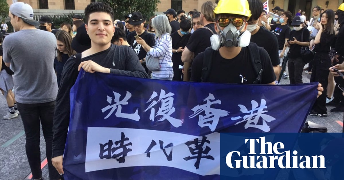 Queensland student sues Chinese consul general, alleging he incited death threats