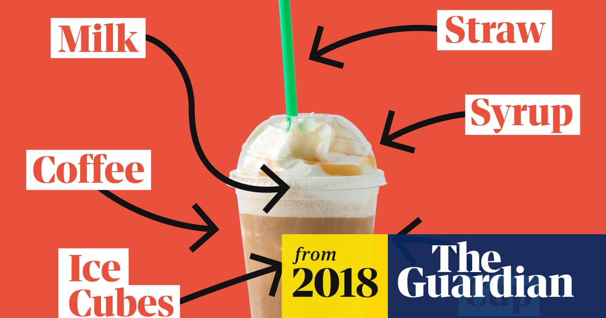 Iced Coffee Is Ruining The Environment And Your Body