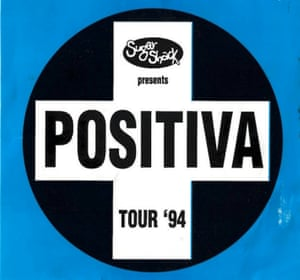 Founded in 1993, the Positiva label would go on to launch some of the UK's biggest ever dancefloor hits
