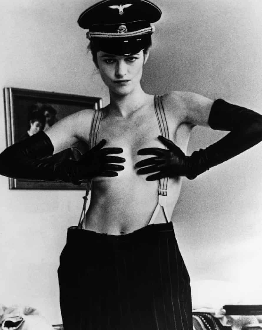 Charlotte Rampling in 1974's The Night Porter.