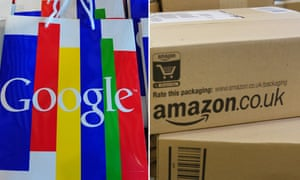 Google is trying to make the world's largest retailer sell its Home smart speakers, Chromecasts and Nest products. Will it work?
